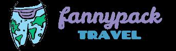 Fannypack Travel Logo