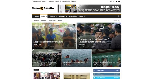 Phuket Gazette Category Page