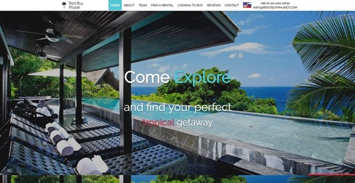 Rent Buy Phuket Homepage