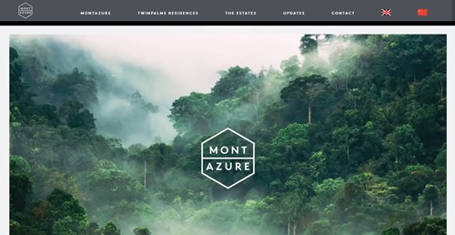 Twinpalms Residences MontAzure Homepage